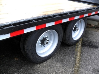 16+5 EQUIPMENT / DECK OVER TRAILER
