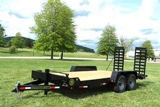 14K EQUIPMENT TRAILER FOR SALE