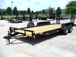 16FT EQUIPMENT TRAILER FOR SALE