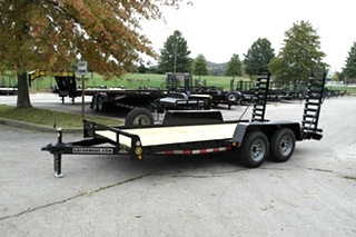 10K EQUIPMENT TRAILER FOR SALE